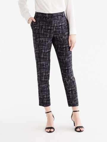 Grace Printed Ankle Pant