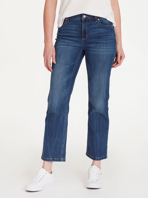 Lexington Montana Wash Ankle Jeans