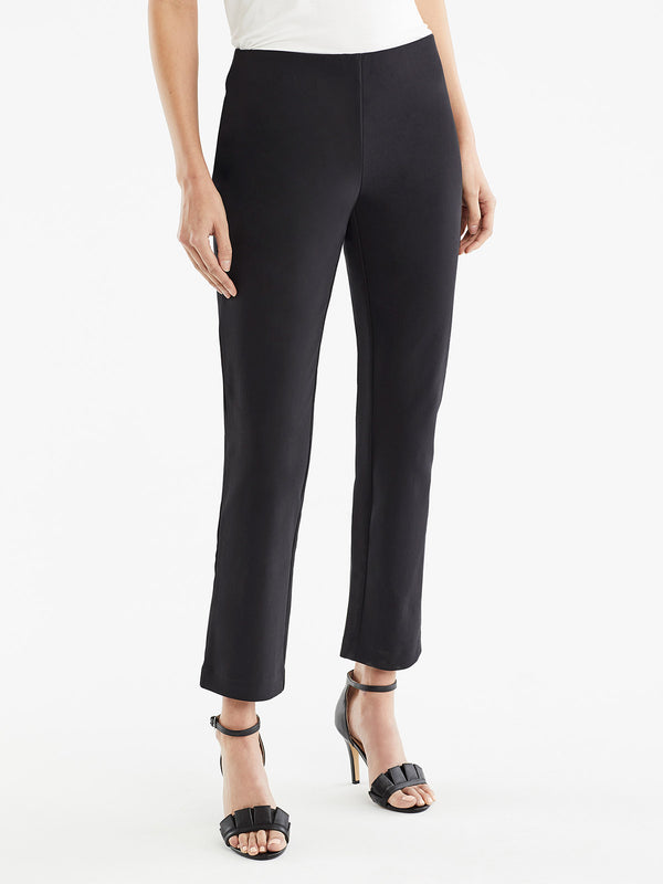 Clean Pull-On Pant, Plus Size