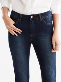 Lexington Indigo Wash Straight Leg Jeans Color Indigo