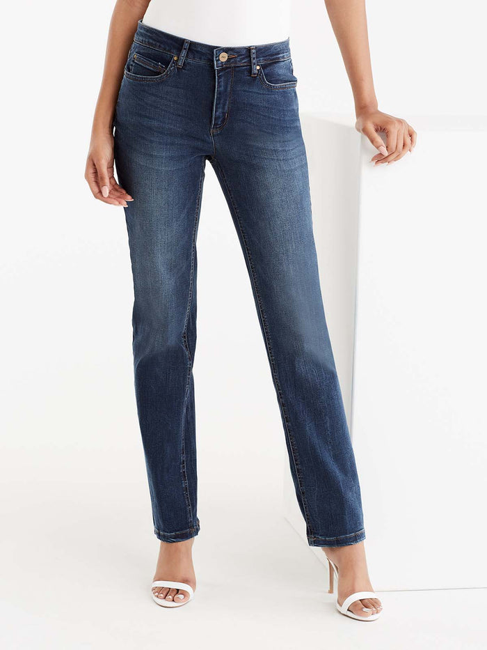 Lexington Madison Wash Straight Leg Jeans