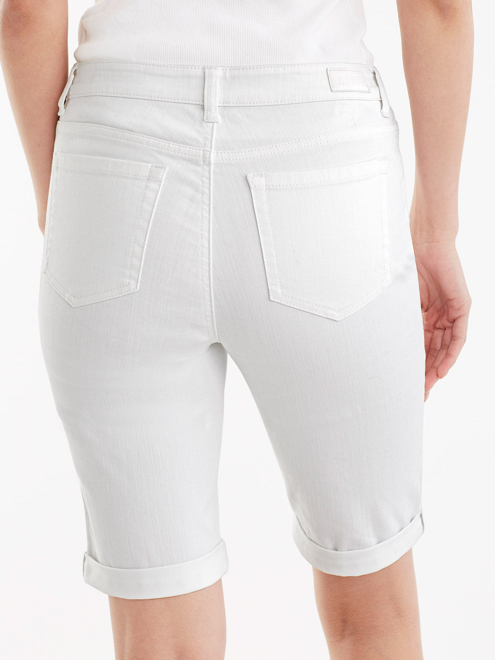 Lexington Bermuda Short Color Soft White