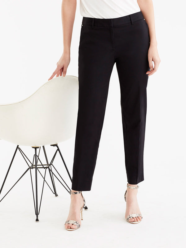 Grace Back Slit Ankle Pant