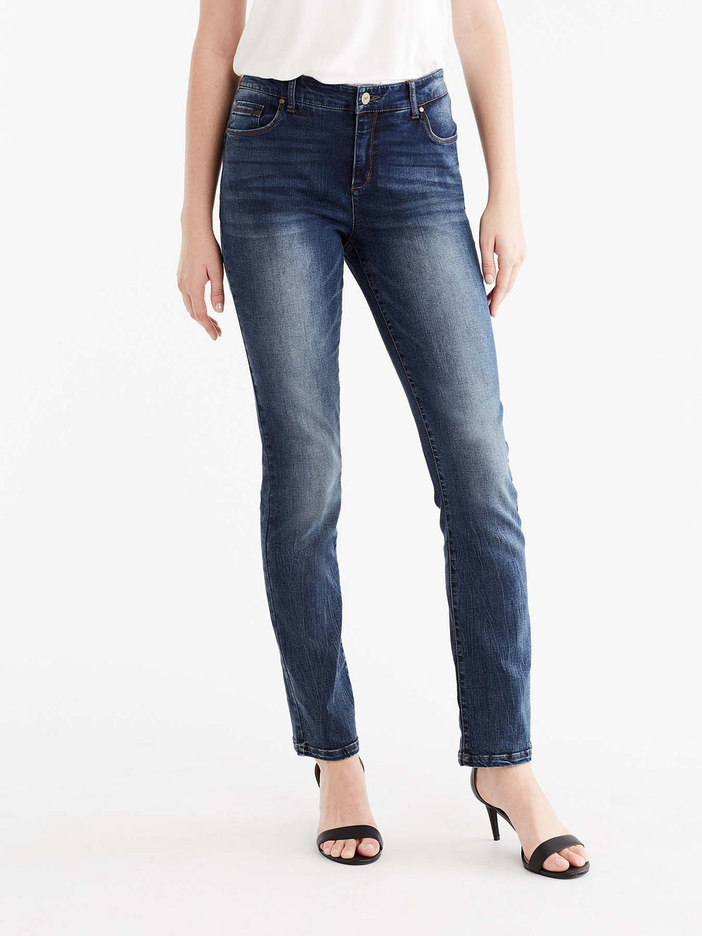 8a6a5c6892d65 Madison Slim Leg Jeans – Jones New York