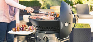Her finder du originale Fuego Element gasgrill reservedele