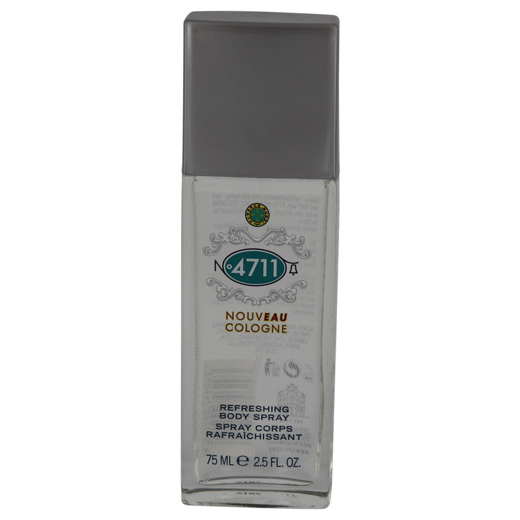 4711 Nouveau Body spray By Maurer & Wirtz