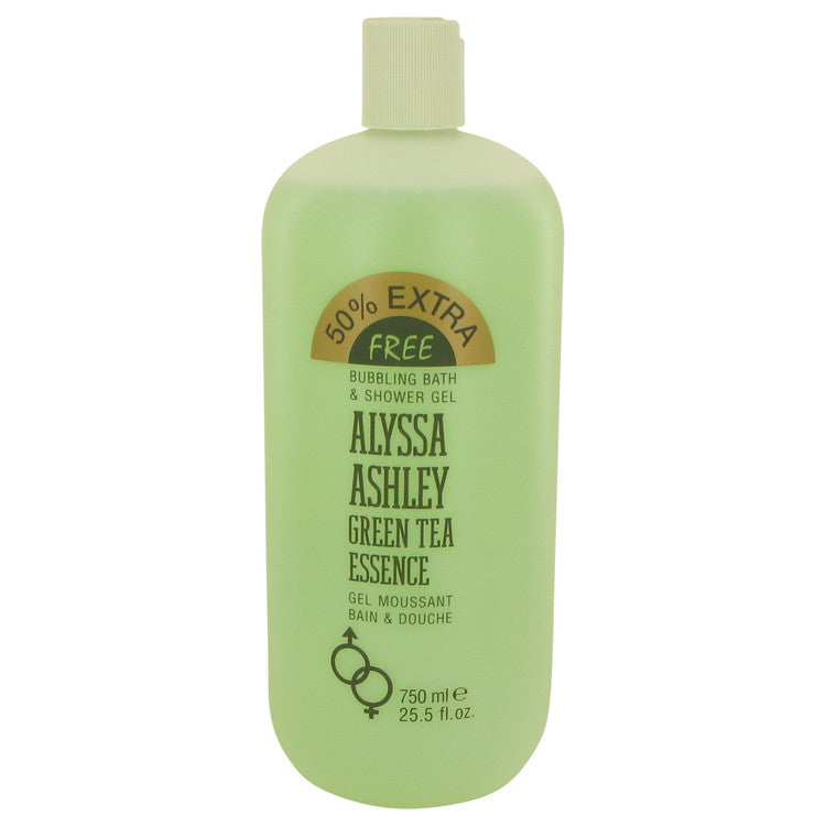 Alyssa Ashley Green Tea Essence Shower Gel By Alyssa Ashley