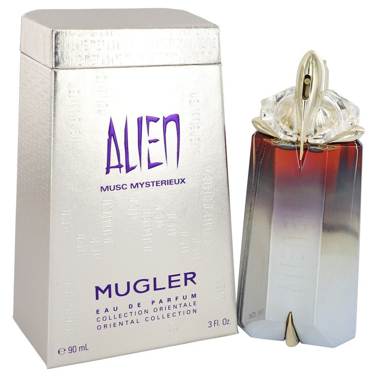Alien Musc Mysterieux Eau De Parfum Spray (Oriental Collection) By Thierry Mugler