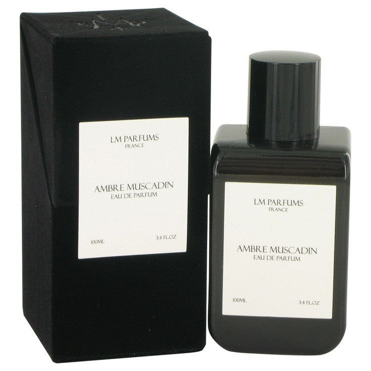 Ambre Muscadin Eau De Parfum Spray By Laurent Mazzone