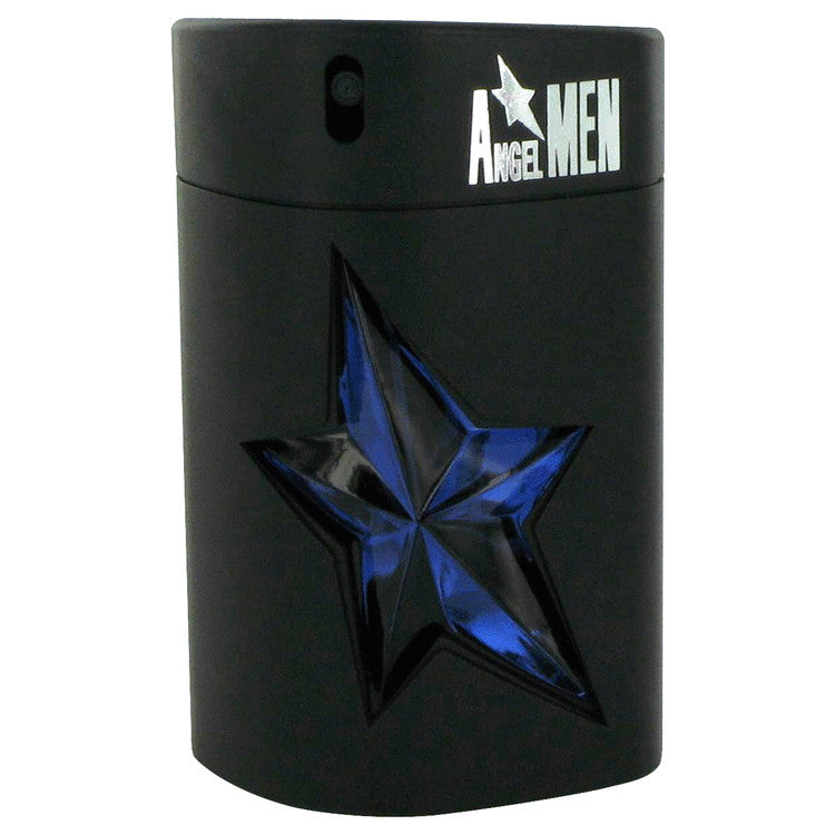 Angel Eau De Toilette Spray Refillable (Rubber Tester) By Thierry Mugler