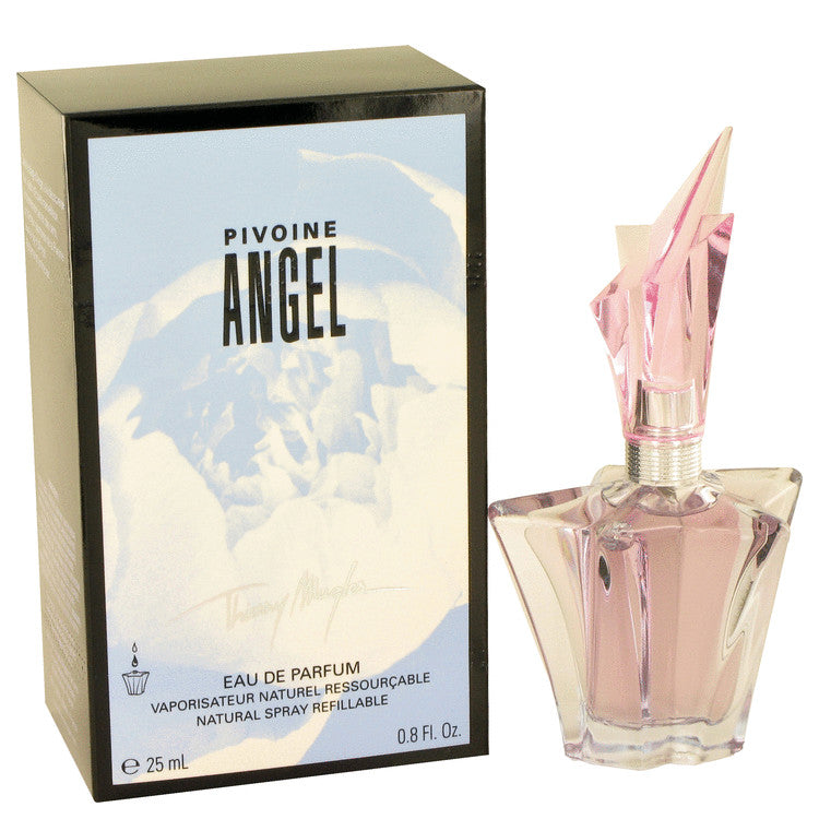 Angel Peony Eau De Parfum Spray Refillable By Thierry Mugler
