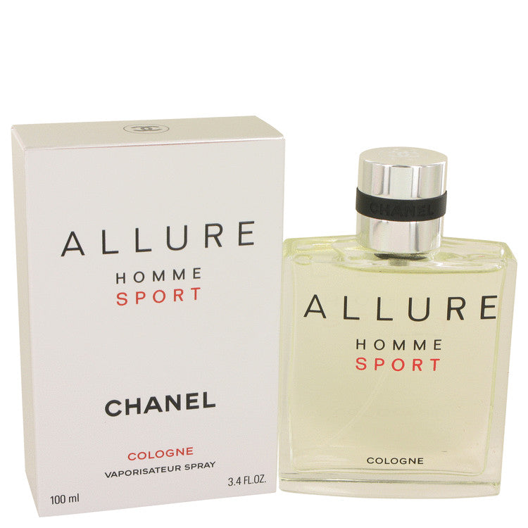 Allure Sport Cologne Sport Spray By Chanel