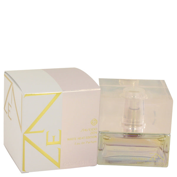 Zen White Heat Eau De Parfum Spray By Shiseido