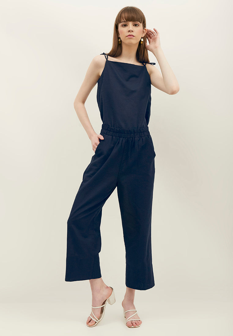 KANNA Basic Top - Navy