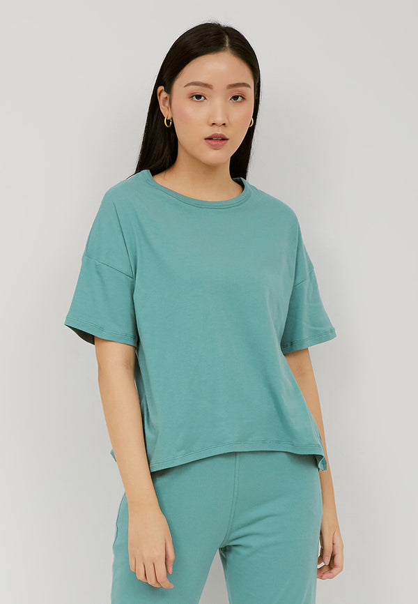ORITAMI Basic Tee - Mint