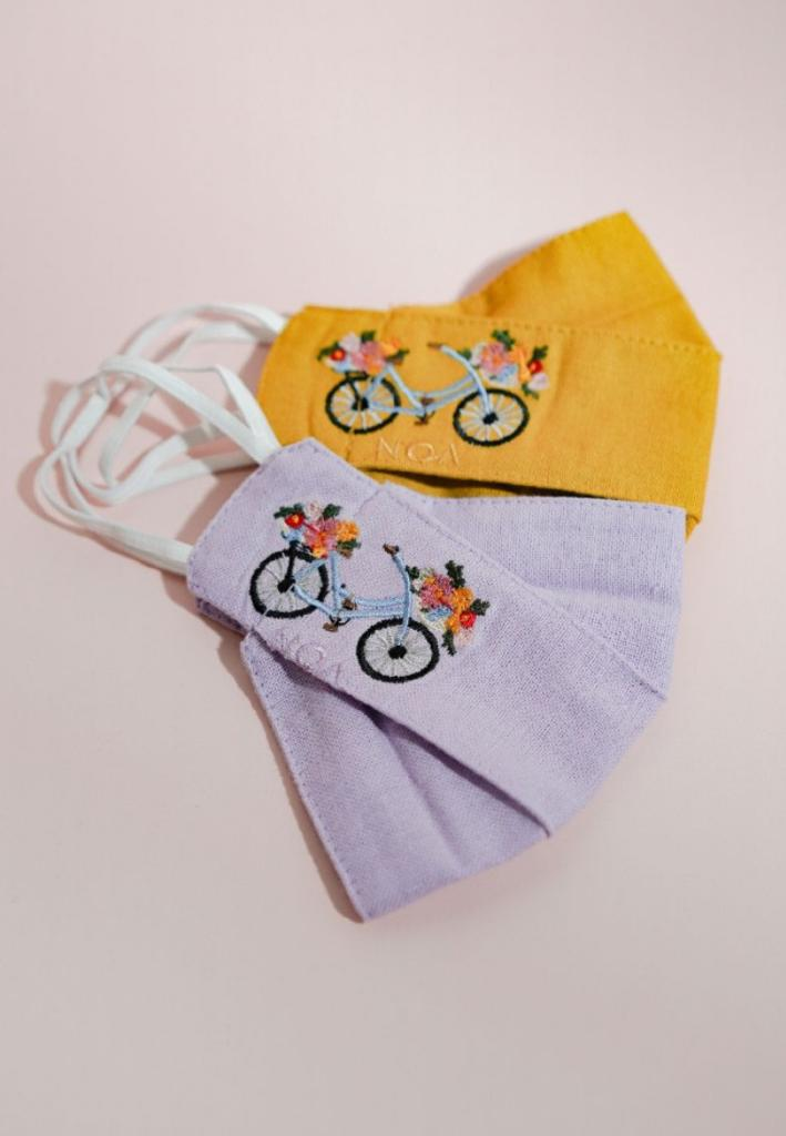NATSUKASHII Mask Bike / BUY 3 Get 99K
