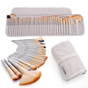 32pcs Professional Makeup Brush Set - Fresh Deals Shop