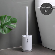 Load image into Gallery viewer, Silicone Toilet Brush