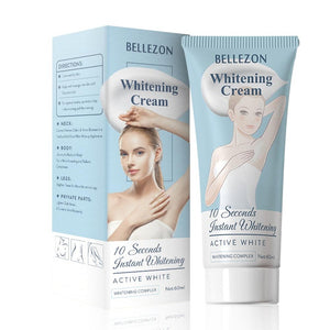 Body Creams Armpit Whitening Cream Between Legs Knees Private Parts Whitening Formula Armpit Whitener Intimate Bleach Bellezon - Fresh Deals Shop