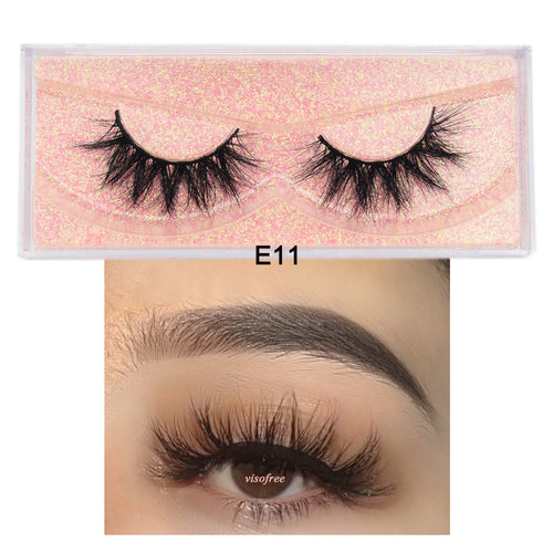Cruelty-Free Handmade 3D Mink Lashes - Fresh Deals Shop