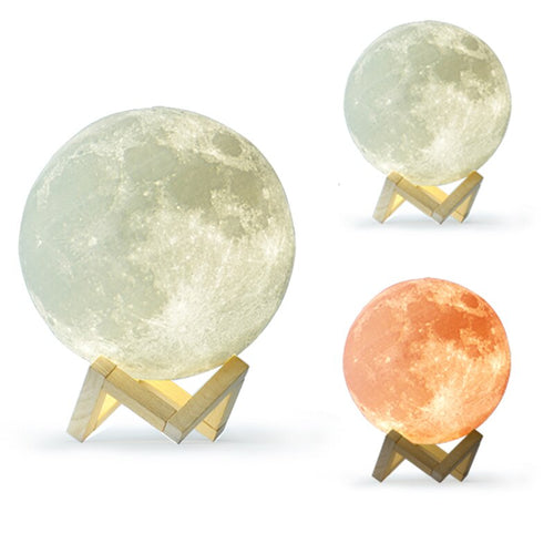 Rechargeable Moon Lamp - Fresh Deals Shop