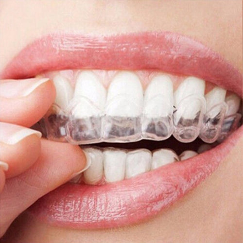 Silicone Night Protector Tooth Molar Teeth Grind Sleep Sleeping Teeth Whitening Teeth