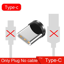 Load image into Gallery viewer, Twitch T01 Magnetic Micro USB Type C Cable For iPhone Xiaomi Mobile Phone Fast Charging USB Cable Magnetic Charger Wire Cord