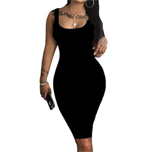 Womens Ladies Boho Long Maxi Dress Evening Party Beach Bodycon Dresses Sundress Vestidos