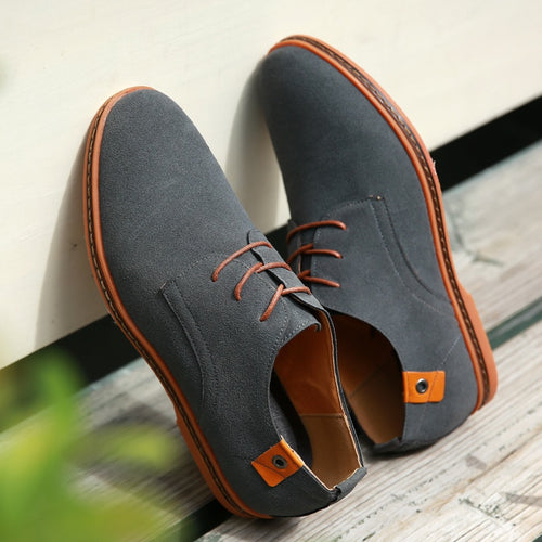 Delocrd England Style Formal Man Footwear 2018 Hot Sale Lace-up Mens Shoes Elegant Business Office Loafers
