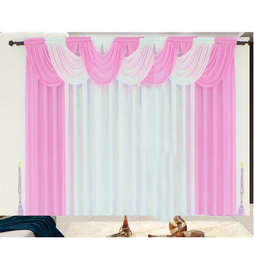 luxury living room curtains panel curtains for living room  tulle brand  sheer window valance curtains 100 colors available