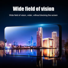 Load image into Gallery viewer, 9D Protective Glass On For Samsung Galaxy A50 A40 A30 A10 A20E A60 A70 A80 A90 Tempered Glass For Samsung M10 M20 A20 A51