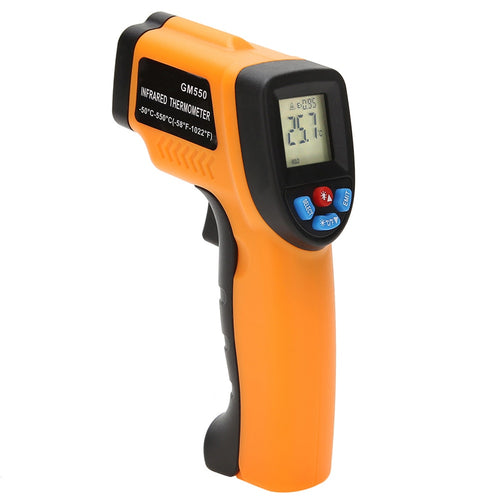 GM550 -50~550 C Digital Infrared Thermometer Pyrometer Aquarium Outdoor Thermodetector Thermometer #35 - Fresh Deals Shop