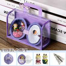 Load image into Gallery viewer, Box Theatre Dollhouse Furniture Miniature Toy DIY miniature Doll house Furnitures LED Light Toys for Children Birthday Gift V5