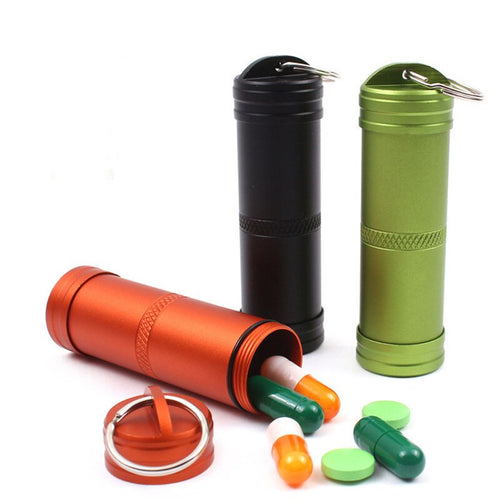 Medicine Sealed Can Bottles - Fresh Deals Shop