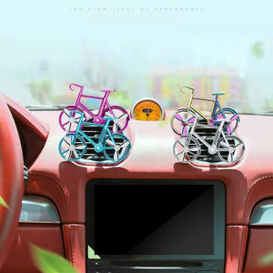 Bike-shaped Car Freshener