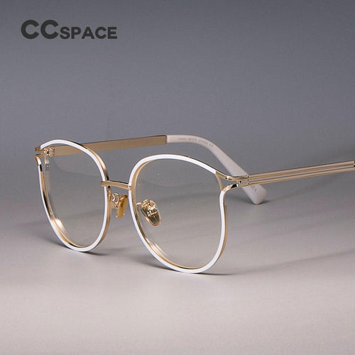 Cat Eye Glasses Metal Frames - Fresh Deals Shop