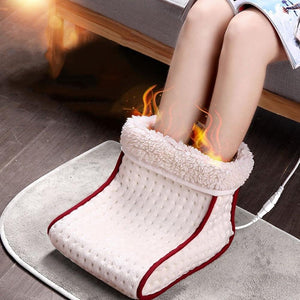 Electric Foot Warmer - Fresh Deals Shop