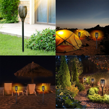 Load image into Gallery viewer, Solar Flame Lamp