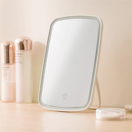 Intelligent Portable Makeup Mirror Desktop Led  Light - Fresh Deals Shop