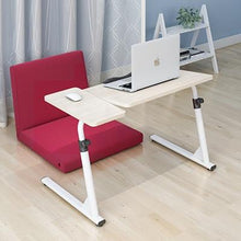 Load image into Gallery viewer, Modern Lifting Notebook Stand Table Computer Desk Bedside Sofa Bed Notebook Stand Computer Desk Folding Adjustable Laptop Table - Fresh Deals Shop