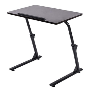 Modern Lifting Notebook Stand Table Computer Desk Bedside Sofa Bed Notebook Stand Computer Desk Folding Adjustable Laptop Table - Fresh Deals Shop