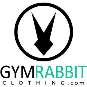 Train Gym Rabbit T-Shirt Workout BodyBuilding Fitness Motivation Tee F274