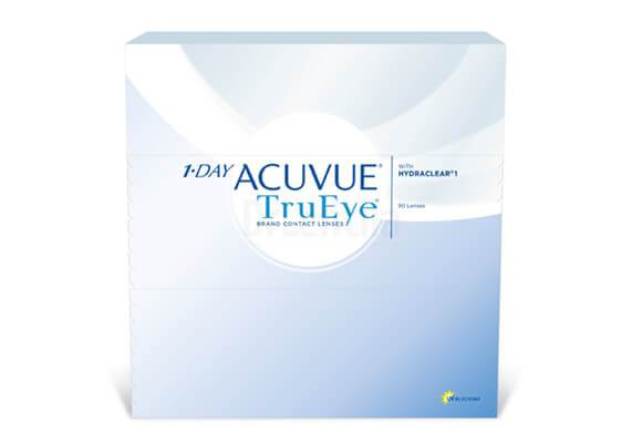 1-DAY ACUVUE TruEye 90 lentile de contact