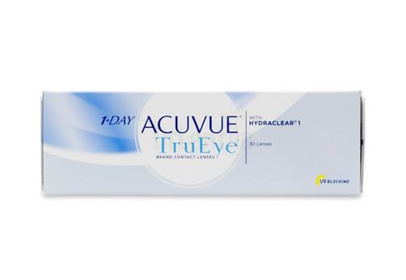 1-DAY ACUVUE TruEye 30 lentile de contact