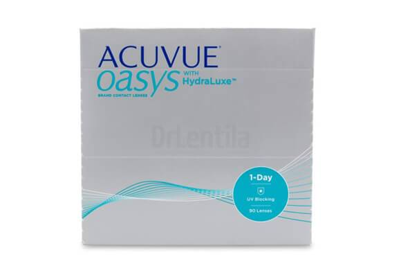 ACUVUE OASYS 1-DAY 90 lentile de contact