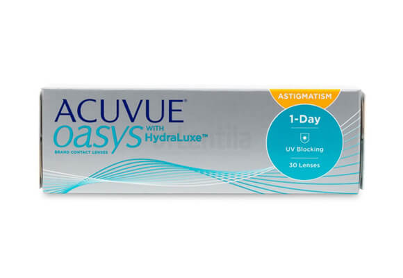 ACUVUE OASYS 1-DAY for ASTIGMATISM (30 lentile)