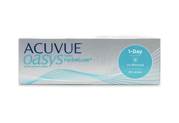 ACUVUE OASYS 1-DAY 30 lentile de contact
