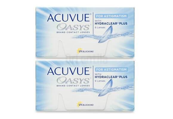 ACUVUE OASYS for ASTIGMATISM 2x6 lentile de contact