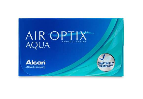 AIR OPTIX AQUA 3 lentile de contact
