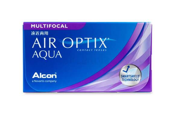 AIR OPTIX AQUA Multifocal 6 lentile de contact